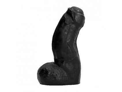 all black dildo ab03 17 cm img shmAB03 fd 3