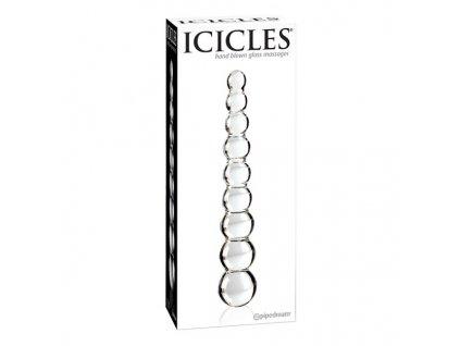 icicles no 2 oboustranne sklenene dildo img 44108 fd 3