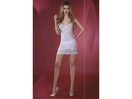 # Košilka Florizel - LivCo Corsetti (Barva Bílá, Velikost L/XL)