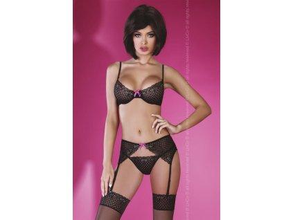 # Set Geva - LivCo Corsetti (Barva Bílá, Velikost L/XL)