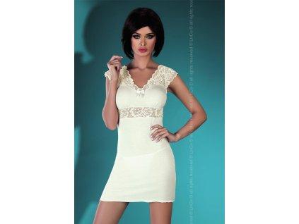 # Košilka Accalia - LivCo Corsetti (Barva krémová, Velikost L/XL)