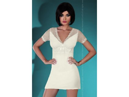 # Košilka Babette - LivCo Corsetti (Barva krémová, Velikost L/XL)