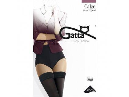 # Samodržící punčochy Gigi 04 - Gatta
