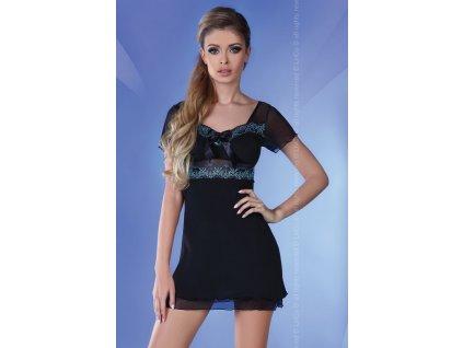 # Košilka Basimah - LivCo Corsetti (Barva Černá, Velikost L/XL)