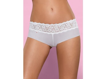 # Kalhotky Lacea shorties duo pack - Obsessive (Barva černá-bílá, Velikost L/XL)