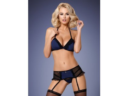 # Set 825-SEG - Obsessive (Barva Modrá, Velikost L/XL)