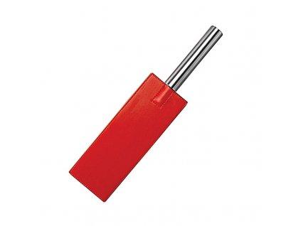 ouch kozena placacka cervena img shmOU020RED new fd 3