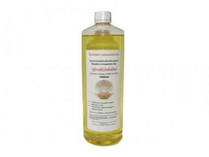 Afrodiziakální olej 200ml
