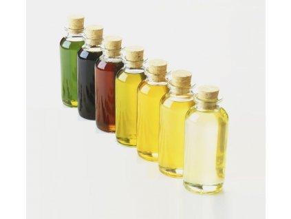Luxusní masážní olej Afrodiziakální až 1000ml 2v1