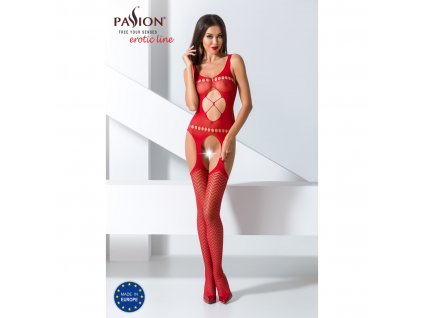 passion catsuit chloe cerveny img BS057 red fd 3
