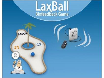 LAXBALL – domácí biofeedback přístroj
