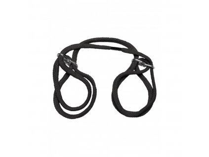 bondage bavlnena pouta na ruce a kotniky cerna img 16340 BLACK 01 fd 3