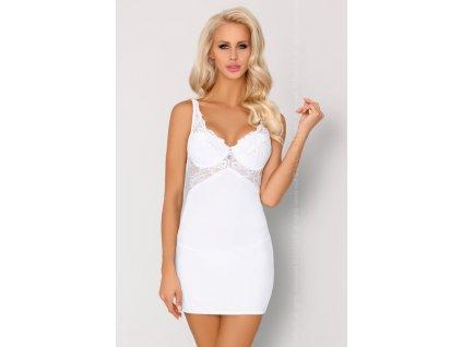 # Jemná košilka Dolorsan white - LivCo Corsetti (Barva Bílá, Velikost L/XL)