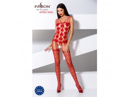 passion catsuit hanna cerveny img BS067 red fd 3