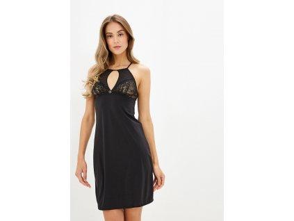 # Noční košilka 164210 9A201 00020 černá - Emporio Armani