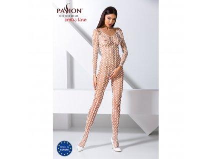 passion catsuit veronique bily img BS068 white fd 3