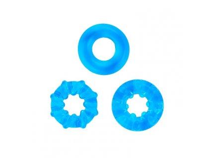 basic x erekcni krouzky nevibracni 3 ks modre img BSC00197blue fd 3