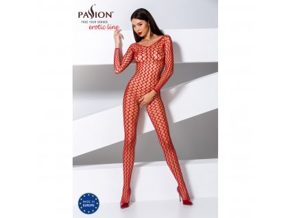 passion catsuit veronique cerveny img BS068 red fd 3