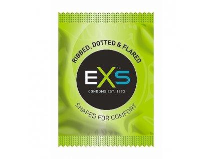 exs kondomy 3 in 1 vroubkovane s vystupky rozsirene 1 ks img exs3in1 fd 3