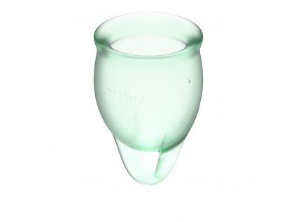 satisfyer feel confident menstruacni kalisky svetle zeleny 2 ks img E30953 fd 3