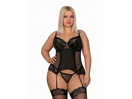 # Sexy korzet Amallie corset XXL - Obsessive