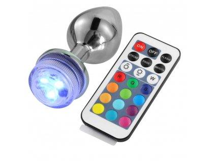 YEMA tap n Anal con luz LED para hombre y mujer juguete sexual con luz LED.jpg q50 (1)