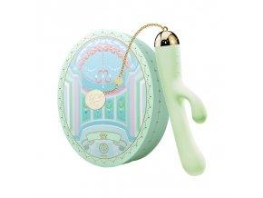zalo ichigo rabbit vibrator melounova zelena img F00703 1 fd 111