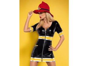 Sexy kostým Firegirl - Obsessive
