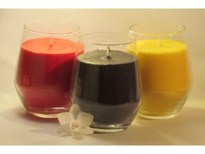 Candles - Výhodná kolekce Afrodiziakální, Intimní a Relaxační svíčka