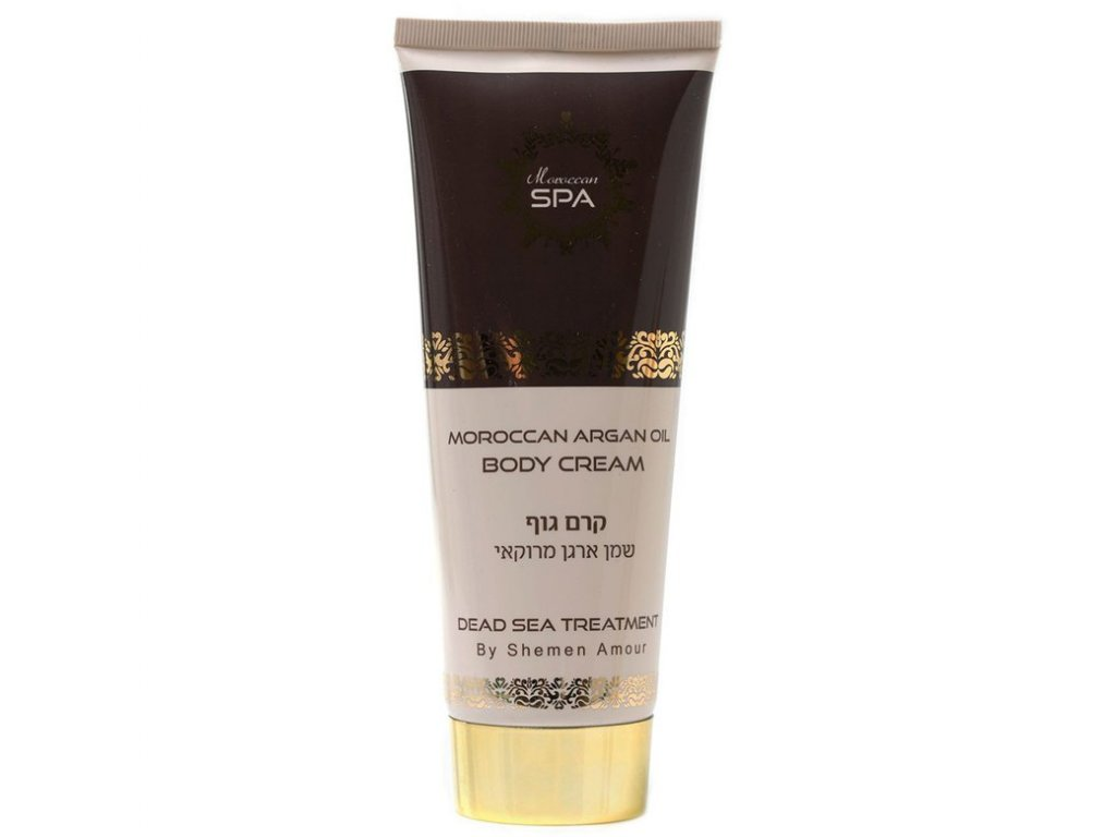 Argan Oil Body Cream 1024x1024