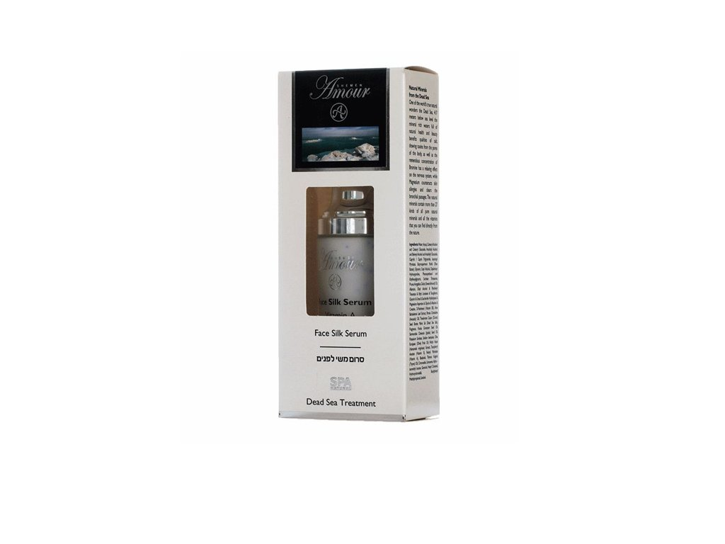Dead Sea Face Silk Serum Mineral Rich 0 v2