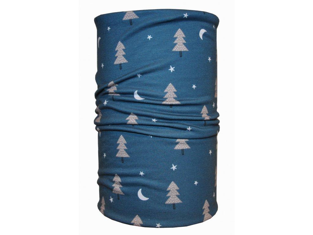 nákrčník anywhere stromy
