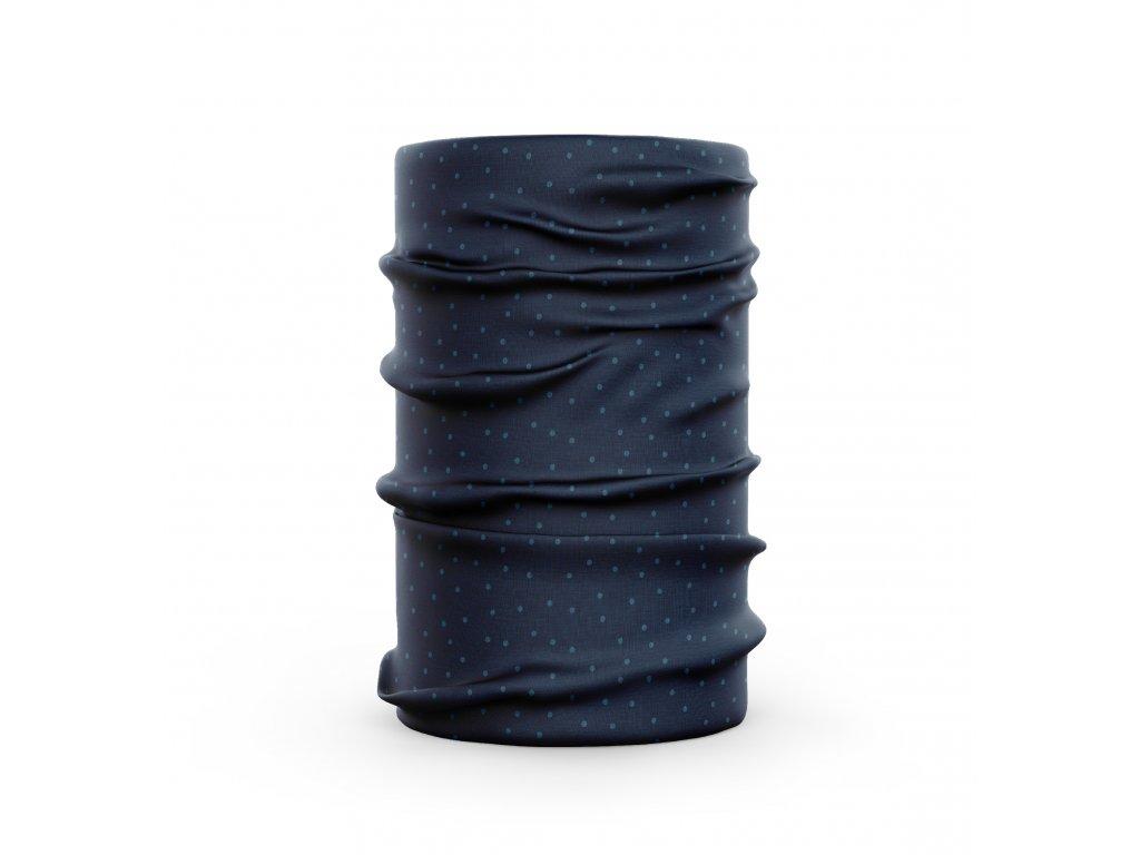 bavlněný nákrčník anywhere tečky