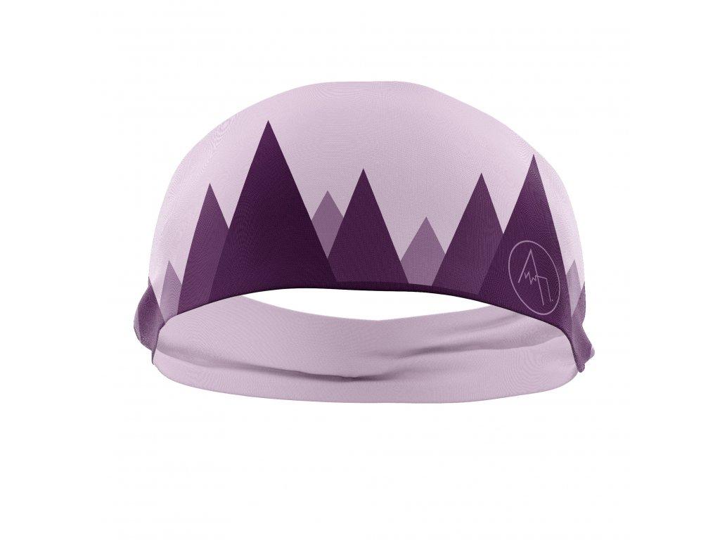 hory fialová bez pozadí