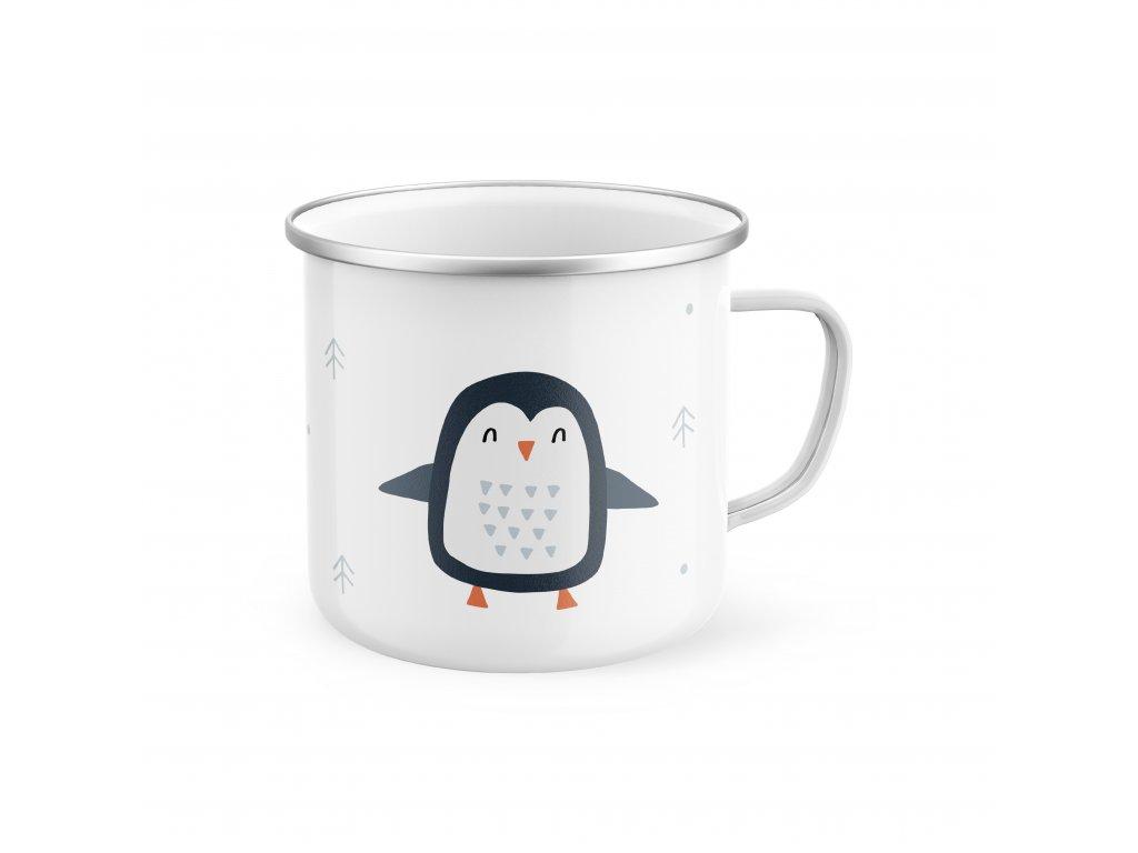 tučňák bez pozadí