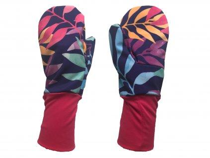rukavice duhové listy2
