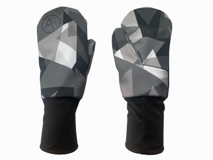 rukavice anywhere černá