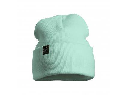 žebrovaná čepice anywhere mint