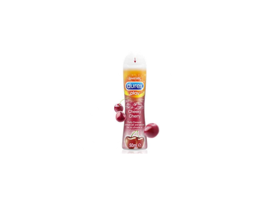 Durex Play Cheeky Cherry 50 ml