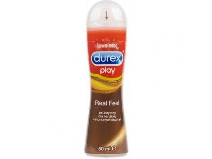 durex play real feel pleasure gel 50 ml
