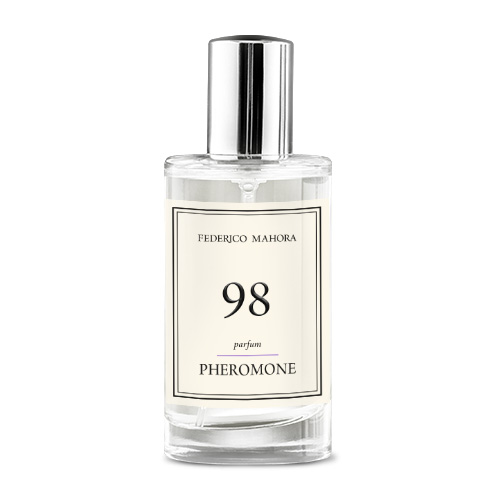 FM GROUP 98 (Mexx - Mexx Woman) parfém s feromony 50 ml