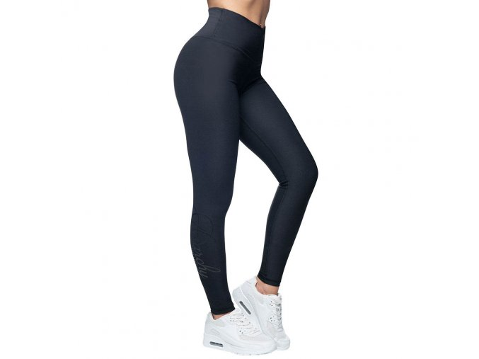 anarchy apparel compression leggings stealth 1