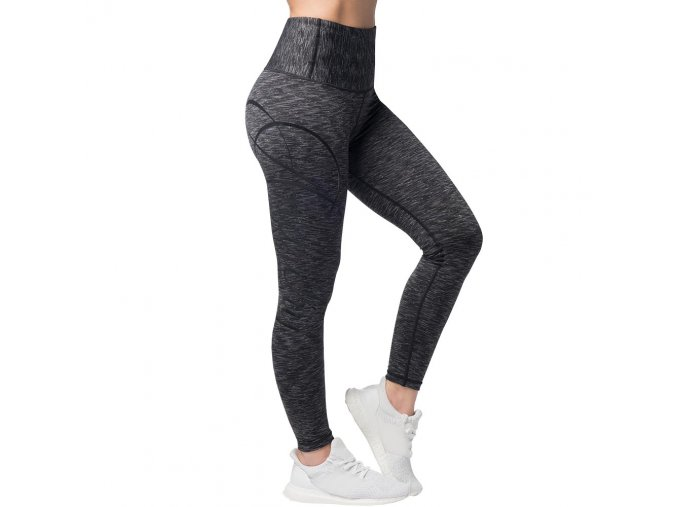 anarchy apparel leggings cushy grau 2
