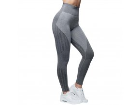 anarchy apparel seamless leggings wabisabi grau