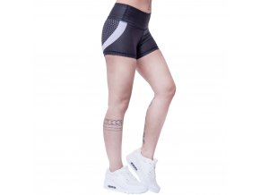 anarchy apparel hot pants hexagon1