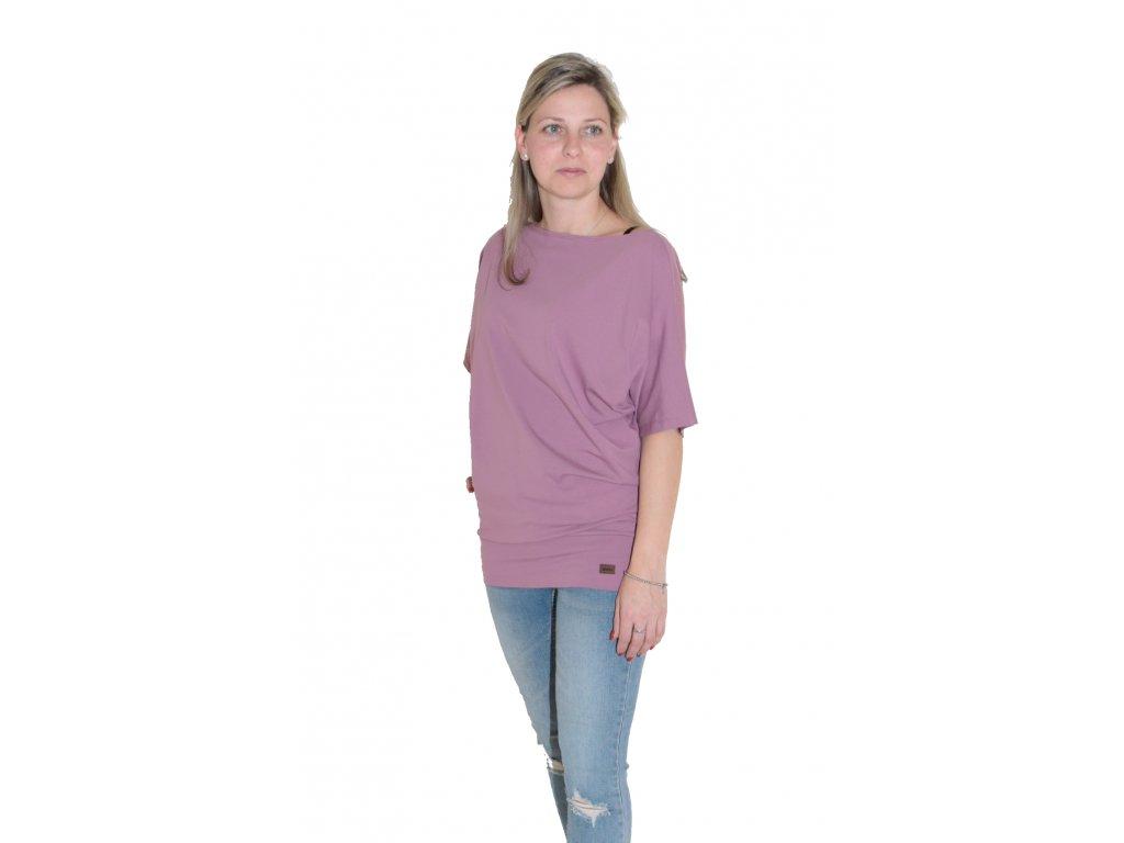 Dámské tričko 3/4 rukáv - více barev