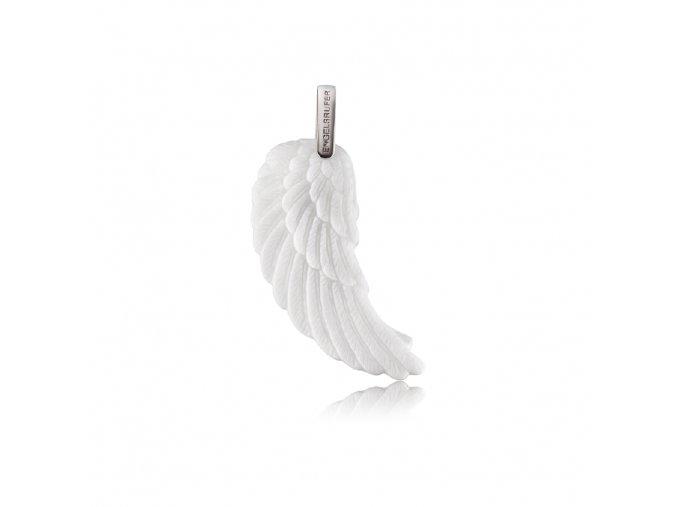 Keramické andělské křídlo L