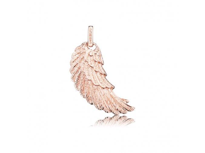 Rosé andělské křídlo L