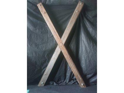 Poutací kříž dřevěný masivní