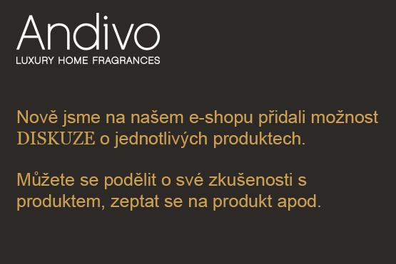 Diskuze k produktům na andivo.cz